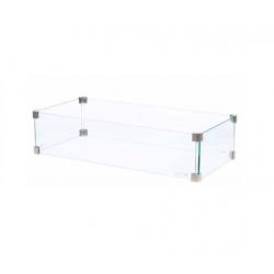 Cristal rectangular mesa COSILOFT 120