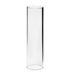 Tubo cristal estufa Piramide BAJA