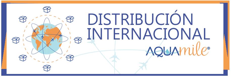 Distribución Internacional de nebulizadores